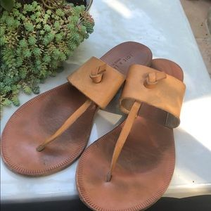 Joie leather sandals.